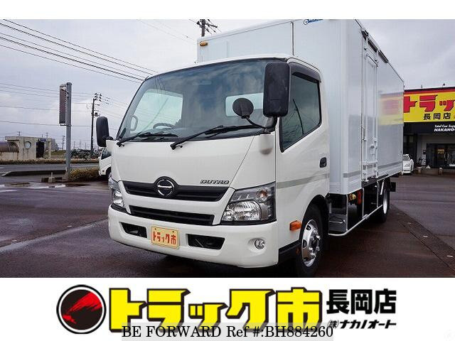 Used 2015 HINO DUTRO BH884260 for Sale