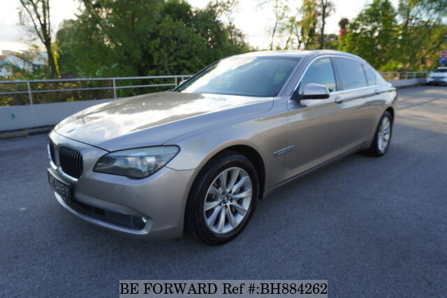 Used 2011 BMW 7 SERIES BH884262 for Sale