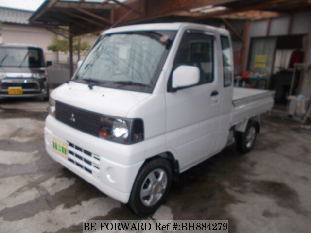 Used 2003 MITSUBISHI MINICAB TRUCK BH884279 for Sale