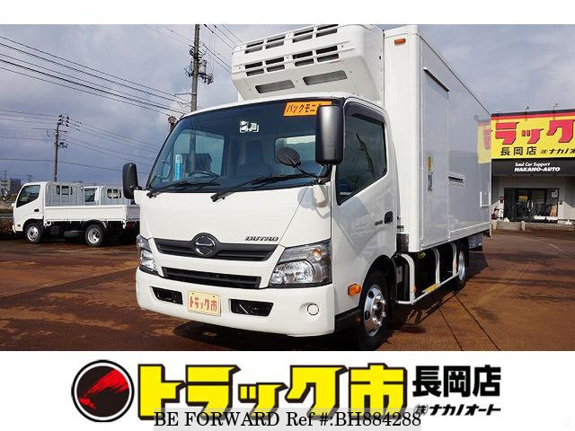 Used 2015 HINO DUTRO BH884288 for Sale