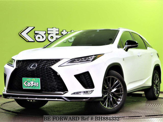 Used 2019 LEXUS RX BH884332 for Sale