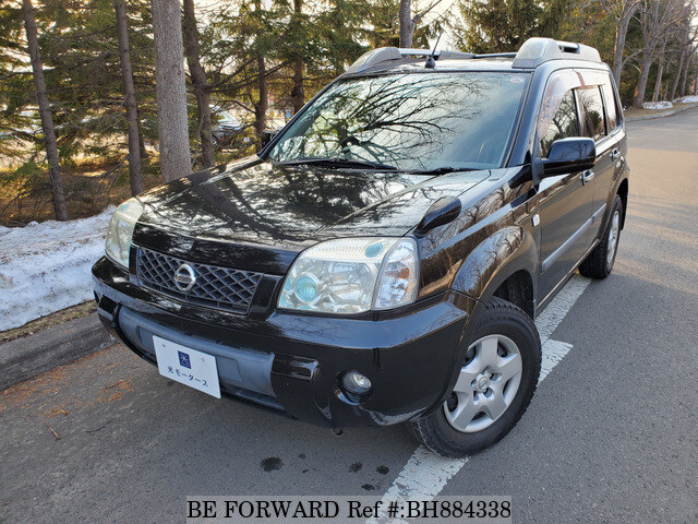 Used 2006 NISSAN X-TRAIL BH884338 for Sale