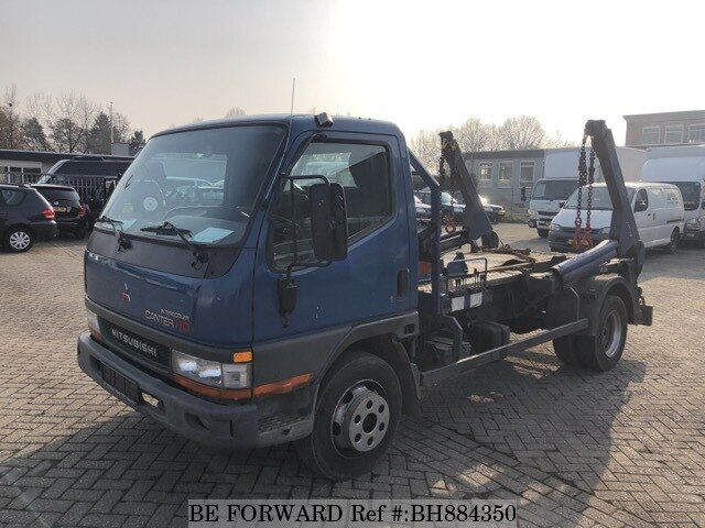 Used 2004 MITSUBISHI CANTER BH884350 for Sale