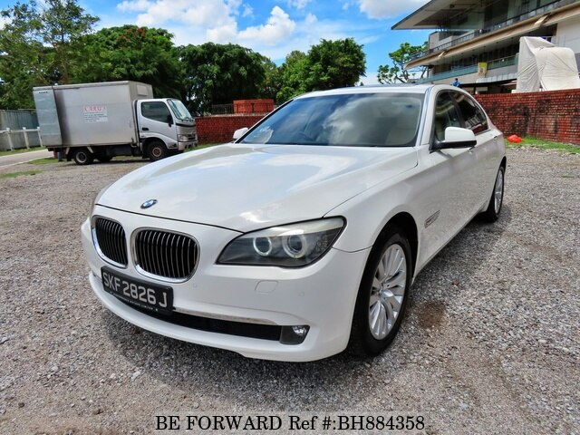 Used 2012 BMW 7 SERIES BH884358 for Sale