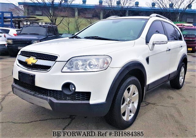 Used 2007 CHEVROLET CAPTIVA BH884385 for Sale