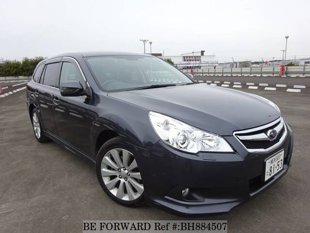 Used 2010 SUBARU LEGACY TOURING WAGON BH884507 for Sale