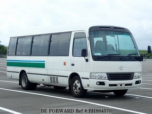 Used 2013 TOYOTA COASTER BH884570 for Sale