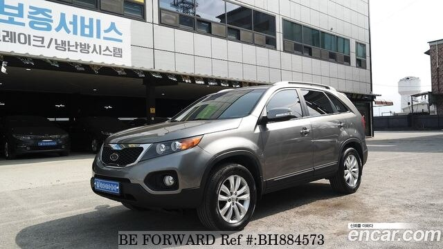 Used 2012 KIA SORENTO BH884573 for Sale