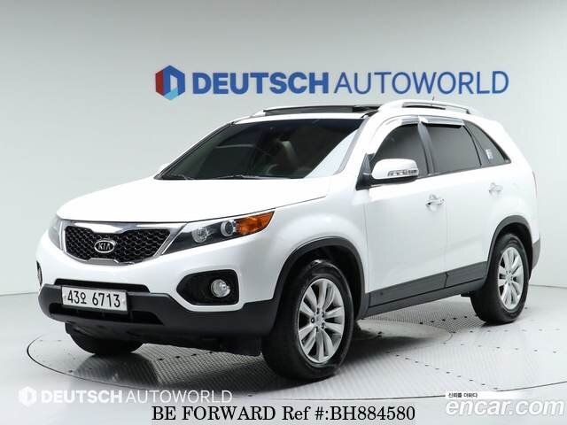 Used 2012 KIA SORENTO BH884580 for Sale