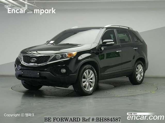 Used 2012 KIA SORENTO BH884587 for Sale