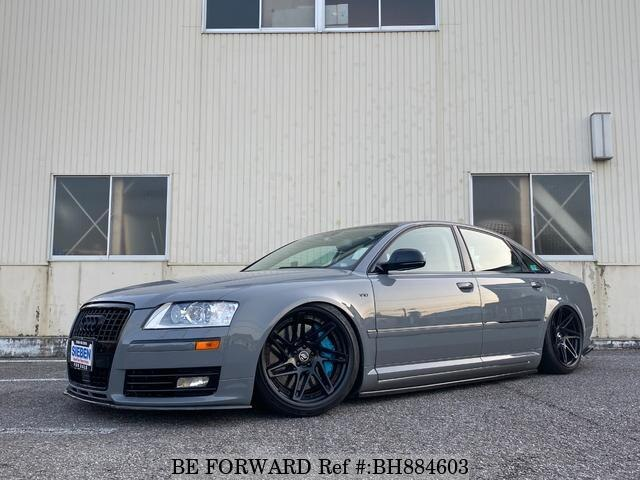 Used 2008 AUDI S8 BH884603 for Sale
