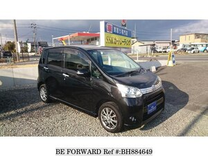 Used 2012 DAIHATSU MOVE BH884649 for Sale