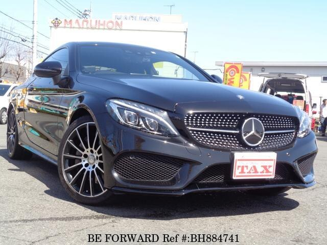 Used 2016 MERCEDES-BENZ C-CLASS BH884741 for Sale