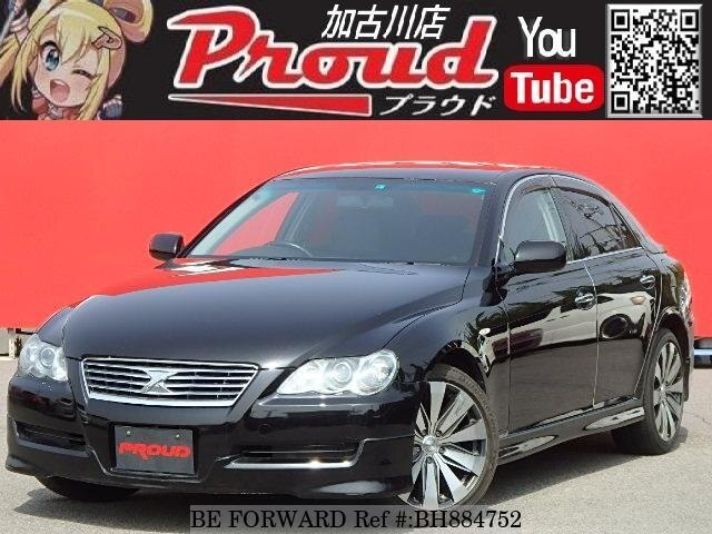 Used 2005 TOYOTA MARK X BH884752 for Sale