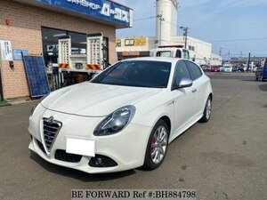 Used 2013 ALFA ROMEO GIULIETTA BH884798 for Sale