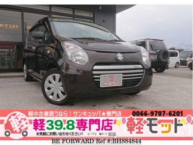 Used 2014 SUZUKI ALTO BH884844 for Sale