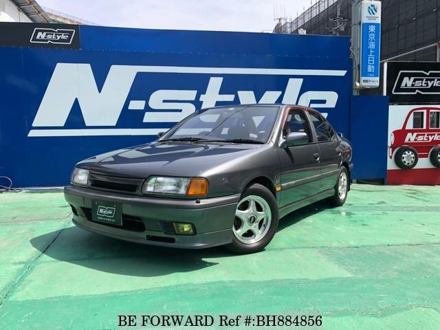 Used 1993 NISSAN PRIMERA BH884856 for Sale