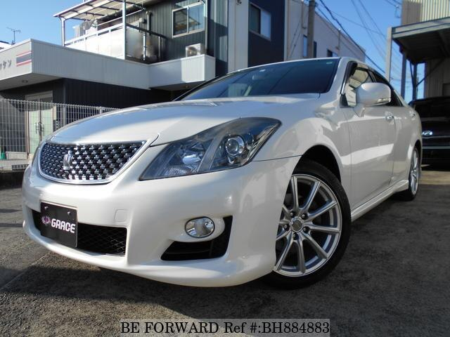 Used 2009 TOYOTA CROWN BH884883 for Sale