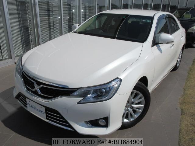 Used 2015 TOYOTA MARK X BH884904 for Sale
