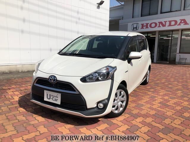 Used 2015 TOYOTA SIENTA BH884907 for Sale