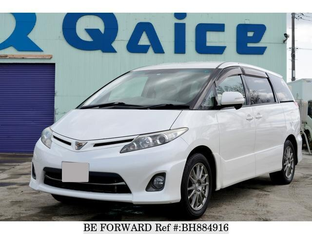 Used 2010 TOYOTA ESTIMA BH884916 for Sale