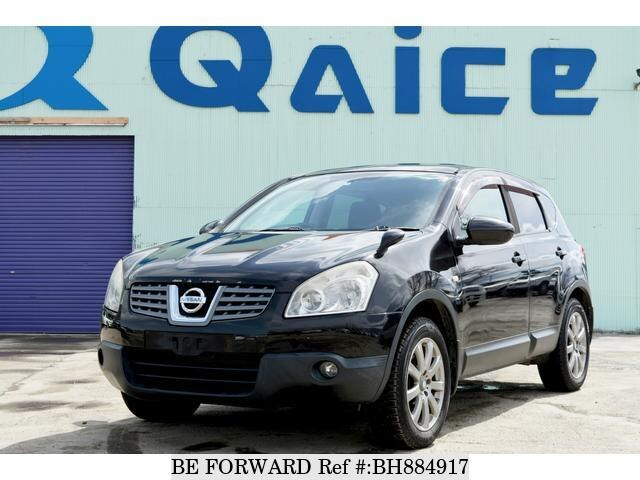 Used 2008 NISSAN DUALIS BH884917 for Sale