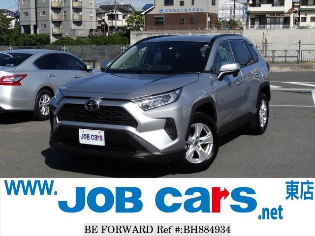 Used 2019 TOYOTA RAV4 BH884934 for Sale