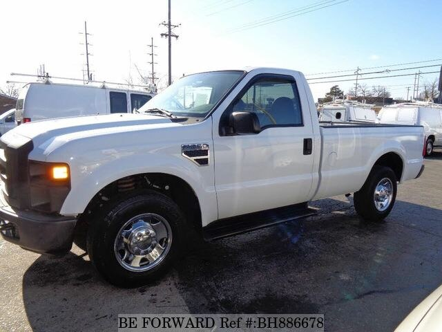 Used 2006 FORD F250 BH886678 for Sale
