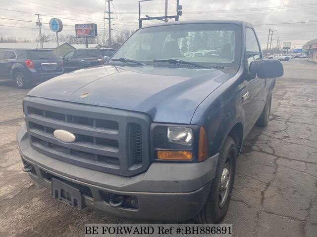 Used 2006 FORD F250 BH886891 for Sale
