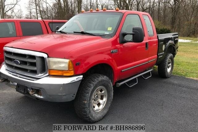 Used 2000 FORD F250 BH886896 for Sale