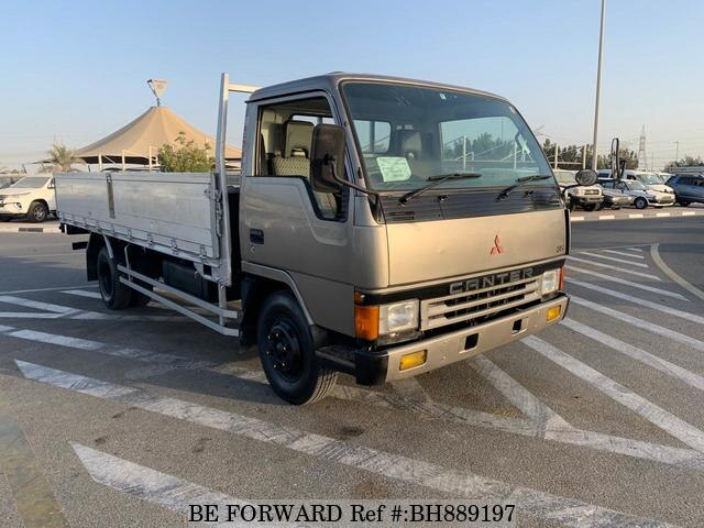 Used 1993 MITSUBISHI CANTER BH889197 for Sale