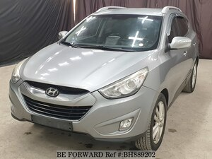 Used 2012 HYUNDAI TUCSON BH889202 for Sale