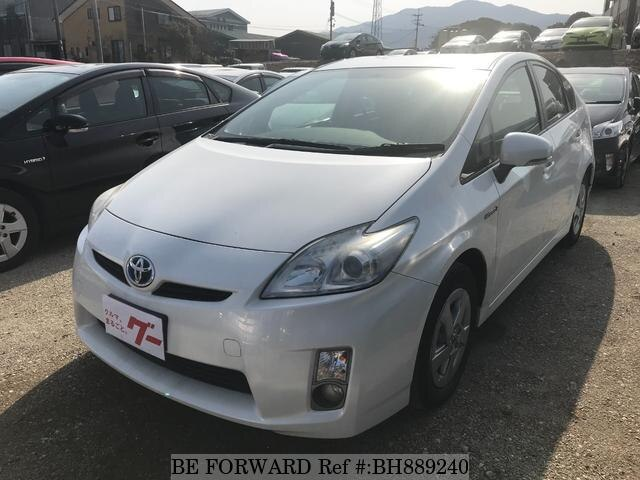 Used 2011 TOYOTA PRIUS BH889240 for Sale