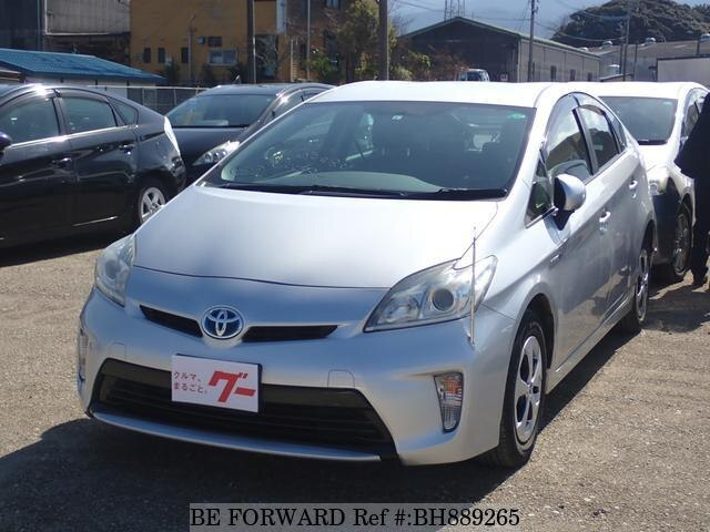 Used 2013 TOYOTA PRIUS BH889265 for Sale