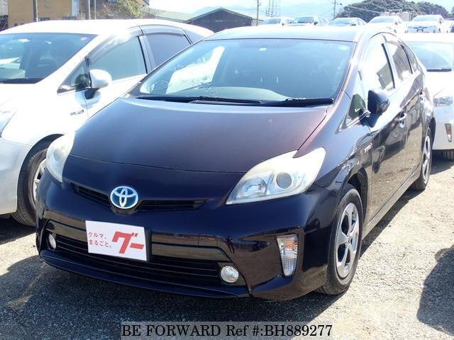 Used 2012 TOYOTA PRIUS BH889277 for Sale