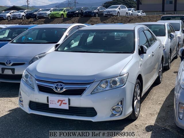 Used 2011 TOYOTA CAMRY BH889305 for Sale
