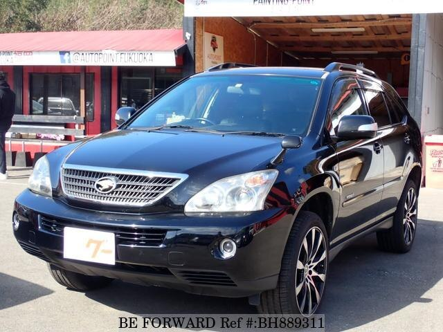 Used 2006 TOYOTA HARRIER HYBRID BH889311 for Sale