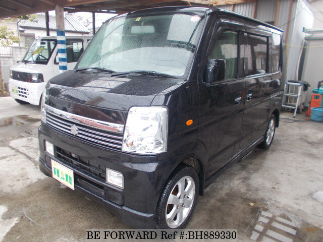 Used 2006 SUZUKI EVERY WAGON BH889330 for Sale