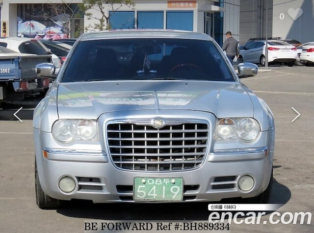 Used 2006 CHRYSLER 300C BH889334 for Sale