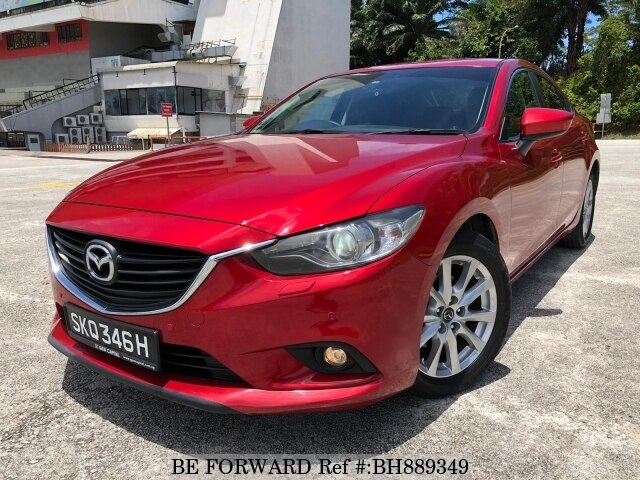Used 2014 MAZDA MAZDA6 BH889349 for Sale