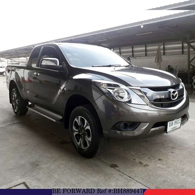 Used 2018 MAZDA BT-50 BH889447 for Sale
