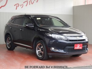 Used 2014 TOYOTA HARRIER BH889478 for Sale