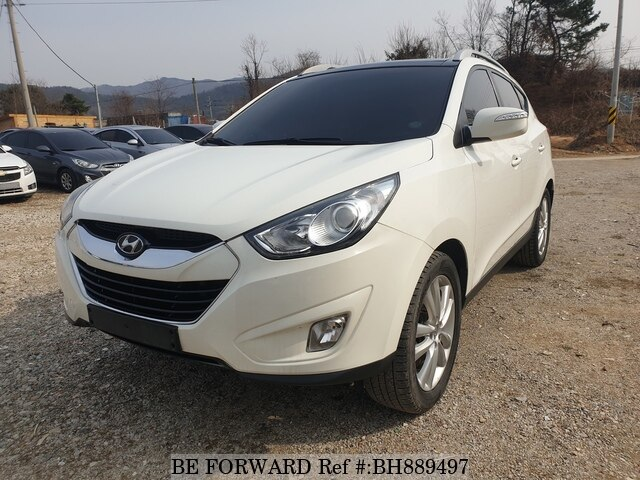 Used 2013 HYUNDAI TUCSON BH889497 for Sale