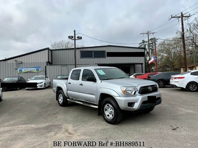 Used 2013 TOYOTA TACOMA BH889511 for Sale