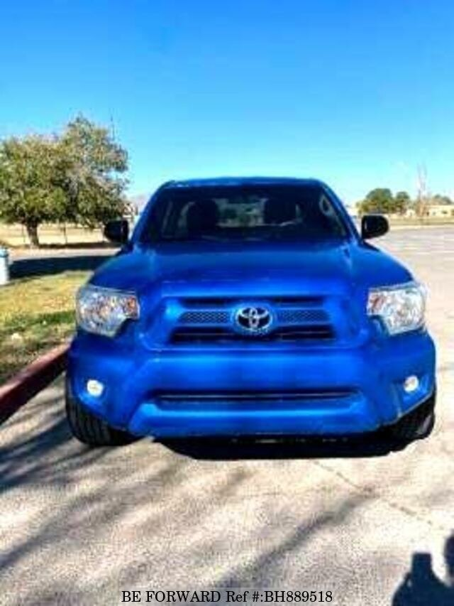 Used 2015 TOYOTA TACOMA BH889518 for Sale