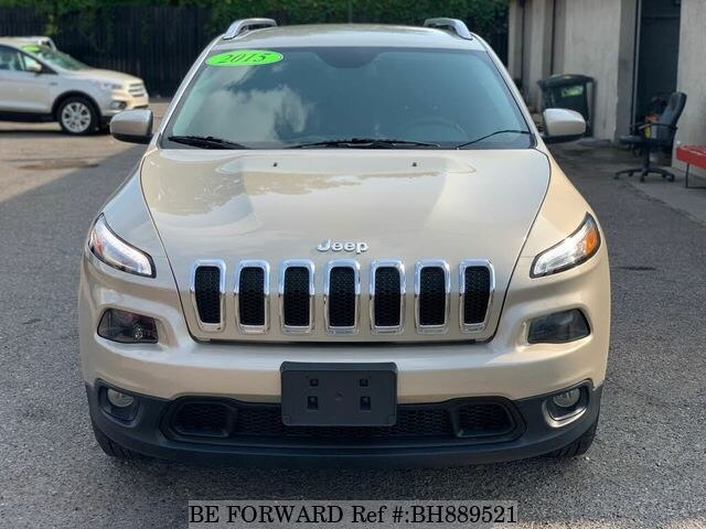 Used 2015 JEEP CHEROKEE BH889521 for Sale