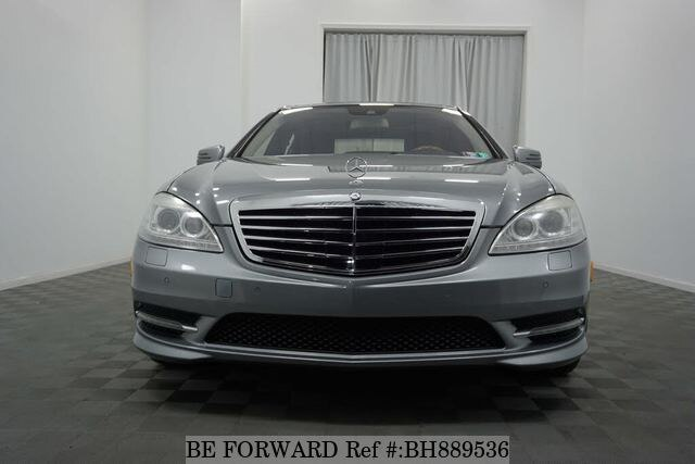 Used 2012 MERCEDES-BENZ S-CLASS BH889536 for Sale