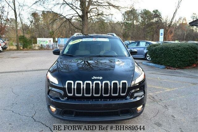 Used 2015 JEEP CHEROKEE BH889544 for Sale