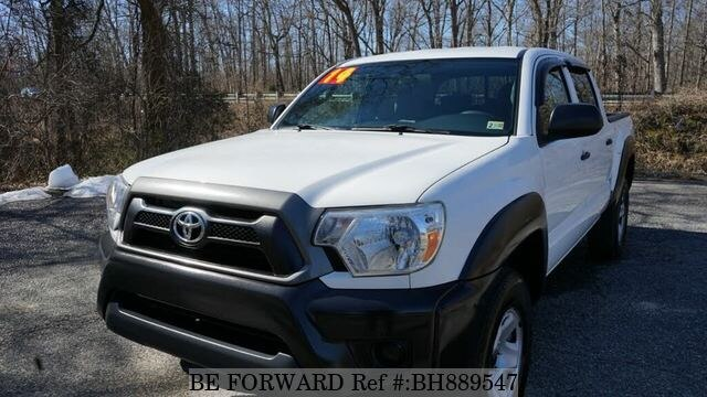 Used 2014 TOYOTA TACOMA BH889547 for Sale