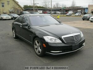 Used 2012 MERCEDES-BENZ S-CLASS BH889551 for Sale